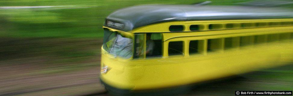 Lake Harriet Trolley